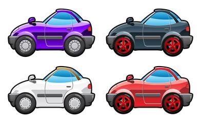 sport car.