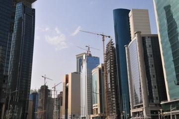 ville de doha au qatar