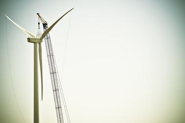 Turbine Construction - Left
