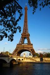 Paris, crépuscule