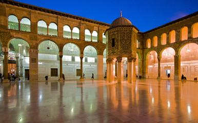 Schatzhaus der Umayyaden-Moschee