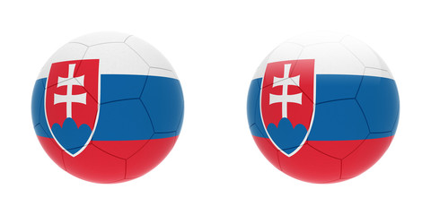 Slovakian football.