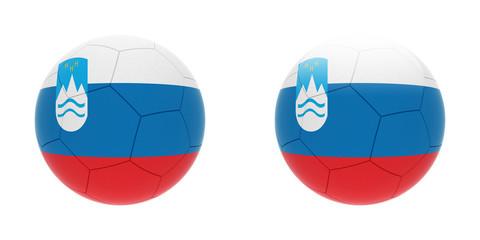 Slovenian football.