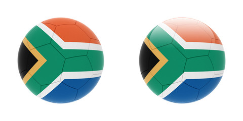 South African football.
