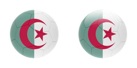 Algerian football.