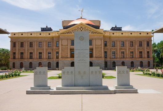 Capitol Building in Phoenix Arizona