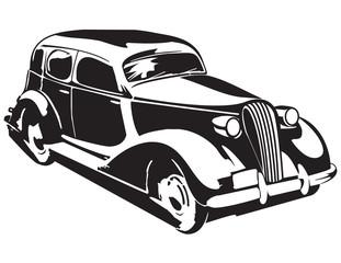 Classic motorcar