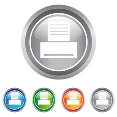 Printer Icon / Drucker Icon