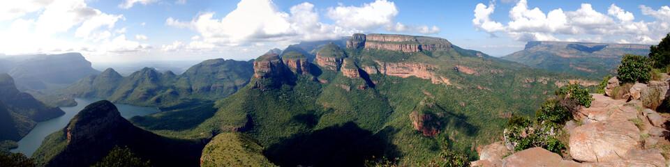 Fotobehang Afrika Mpumalanga Panorama Route