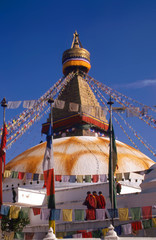 stupa de Kathmandou