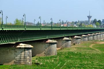 Pont-canal de Briare (Loiret)