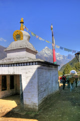 Nepal / Himalaya - Lukla Village
