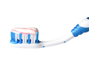 Photos illustrations et vid os de brosse dent - Brosse a dent bleu blanc rouge ...