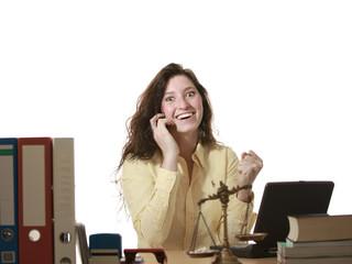 Büroangestellte