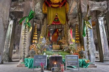 Angkor Wat within the Angkor Temples, Cambodia