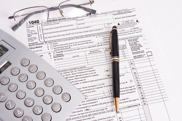 Income Tax Forms and Supplies