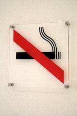 Nichtraucher und Rauchverbot