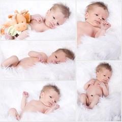adorable nouveau né