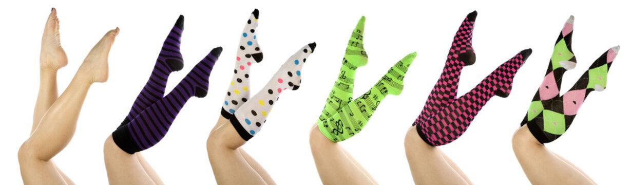 Socks set scissor