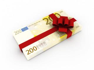 Gift of money