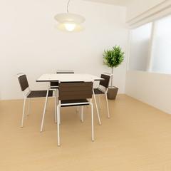 modern interior 3D rendering