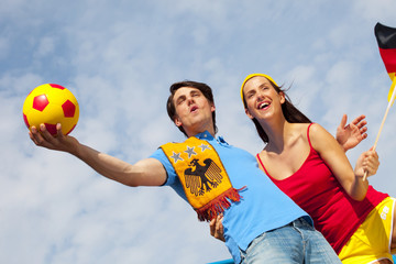 fans football germany