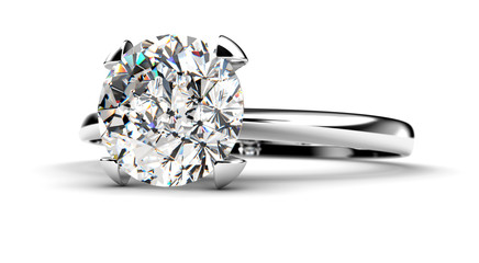 Diamond Ring - CloseUP
