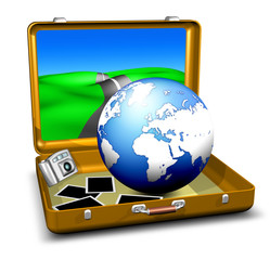 Il Mondo Nella Valigia-The World in The Suitcase-2
