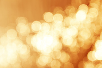 Abstract background, sepia lights.