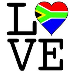 I Love Afrique du Sud