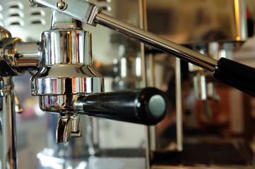 hand lever espresso machine