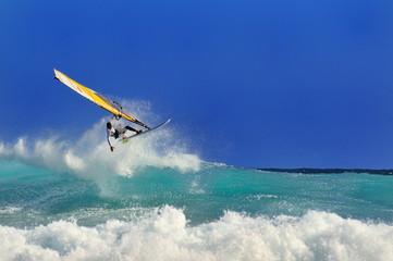Windsurfeur.