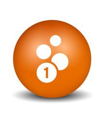 Cash Icon - orange