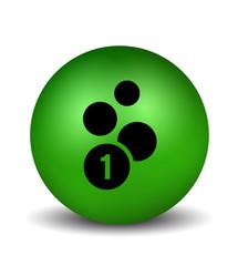 Cash Icon - green