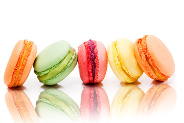 Fototapeten Macarons Macaron