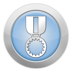 "Light colored Icon ""Award Medal"""