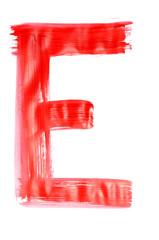 e letter