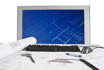CAD Arbeitsplatz