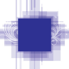 Blue_and_white_square_abstract_background