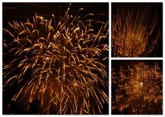 feu d'artifice