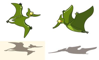 dinosauri volanti