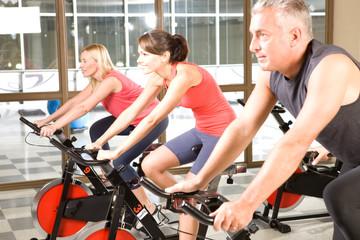Profile image of people on bikes