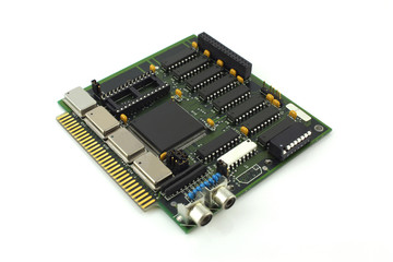 Old controller card