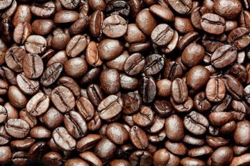 Tuinposter koffiebar coffee background