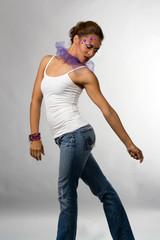Glamorous Dancer