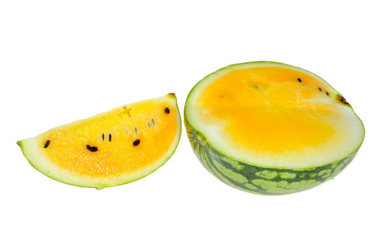 Yellow Meat Watermelon