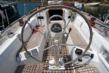 Steer and compass