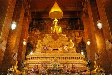 Adoration of Buddha