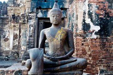 Buddha in Lopburi