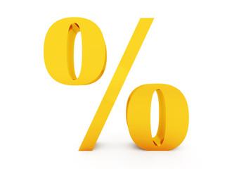 Gold procent